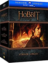 Le Hobbit - La trilogie [Version longue - Blu-ray + Copie digitale]