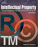 cover of Intellectual Property for Paralegals: The Law of Trademarks, Copyrights, Patents, and Trade Secrets (West Legal Studies Series)