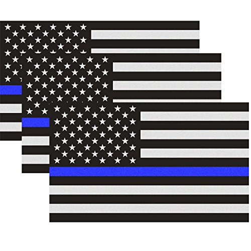 reflective-us-flag-decal-packs-with-thin-blue-line-for-cars-trucks-5-x-3-inch-american-usa-flag-deca