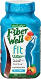 Vitafusion Fiber Well Fit Gummies, 90-Count Bottle