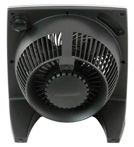 Flat Air Circulators : Vornado medium flat panel air circulator home garden