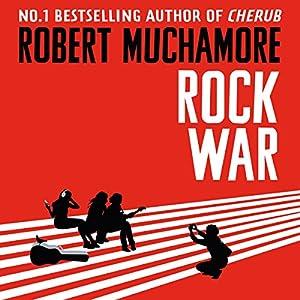 Rock War, Book 1 Audiobook