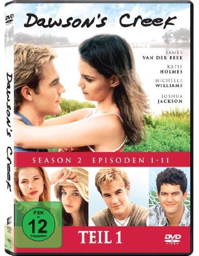 Dawson's Creek - Season 2, Vol.1 [3 DVDs]