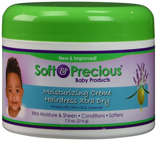 Soft & Precious Baby Products Moisturizing Creme Hairdress Xtra Dry 7.5oz - 1