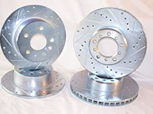 2006 mercedes benz s350 w220 f r brake disc for Mercedes benz rotors and pads
