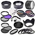 28 in 1 Super Kit 52mm Essential Lens Filter Set for Nikon D7100 D7000 D5200 D5100 D3200 D3100 D3000 D90 D4 D3X D800 D700 D600 D300S D300 D7100 D7000 D5200 D5100 D5000 D3200 D3100 D3000 D90 D80 D70 D60 D50 D40 LF131