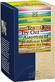 Sonnentor Tee-Probier Mal! Aufgussbeutel, 1er Pack (1 x 31,5 g) - Bio