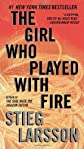 The Girl Who Played with Fire: Book 2 of the Millennium Trilogy (Vintage Crime/Black Lizard) Reprint Edition by Larsson, Stieg published by Vintage (2011)