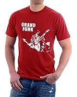 Amazon Com James Gang Rides Again Image T Shirt Clothing