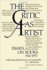 the critic as artist essays on books Browse and read critic as artist essays on books 1920 1970 critic as artist essays on books 1920 1970 do you need new reference to accompany your spare time when.