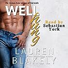 Well Hung Hörbuch von Lauren Blakely Gesprochen von: Sebastian York