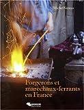 echange, troc Michel Vernus - Forgerons et maréchaux-ferrants en France