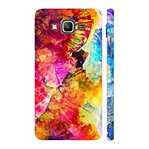 Enthopia Designer Hardshell Case Coral in the Reef Back Cover for Samsung Galaxy J7