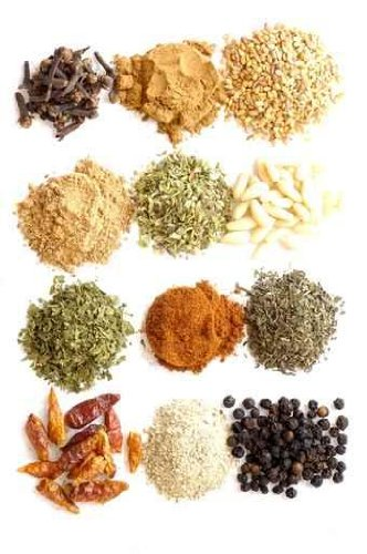 Spices for cooking - 36