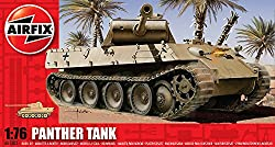 Airfix A01302 1:76 Scale Panther Tank Military Vehicles Classic Kit Series 1