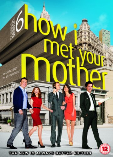 How I Met Your Mother – Season 6 [DVD]