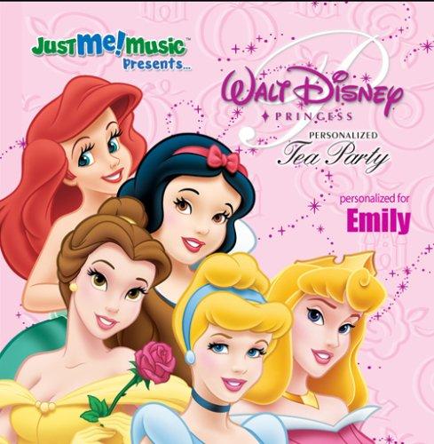 Disney Princess Tea Party: Emily