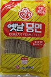 Ottogi Korean Vermicelli (Dang Myun) Glass Noodle, 17.63 Ounces - Combo- (One Pack)