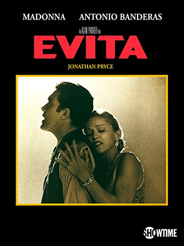 Amazon.com: Evita: Madonna, Antonio Banderas, Jonathan Pryce, Jimmy