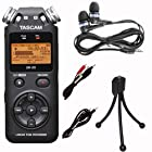 Tascam DR-05 Portable Handheld Digital Recorder Bundle