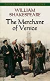 The Merchant of Venice (Dover Thrift Editions)