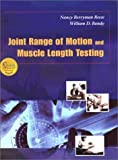 img - for Joint Range of Motion and Muscle Length Test by Nancy Berryman Reese PhD PT (2002-01-15) book / textbook / text book