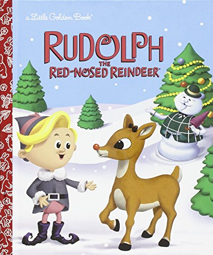 Rudolph the Red-Nosed Reindeer (Rudolph the Red-Nosed Reindeer) (Little Golden Book) (Free Books Of Ca compare prices)