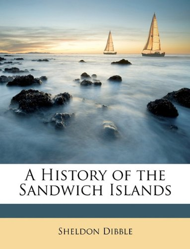 A History of the Sandwich Islands PDF