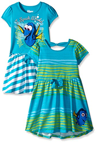 Disney Girls' Finding Dory Dresses I Speak Whale