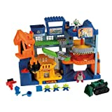 Imaginext Disney / Pixar Toy Story 3 Playset TriCounty Landfill Junkyard