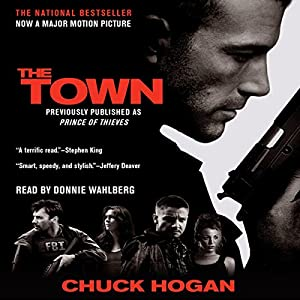 The Town Audiobook
