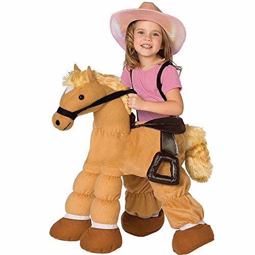 Kids  (Riding A Horse Costumes)