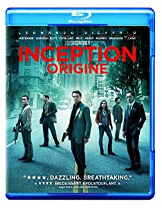Inception / Origine (Bilingual) [Blu-ray]