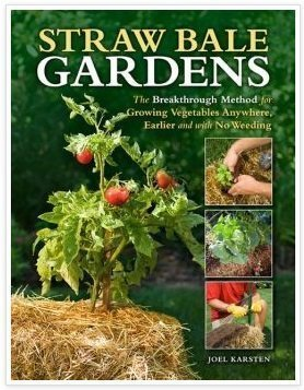 http://www.amazon.com/STRAW-BALE-GARDEN-Breakthrough-Vegetables/dp/B00BV8WF4O/ref=sr_1_3?ie=UTF8&qid=1461165409&sr=8-3&keywords=straw+bale+gardening+book