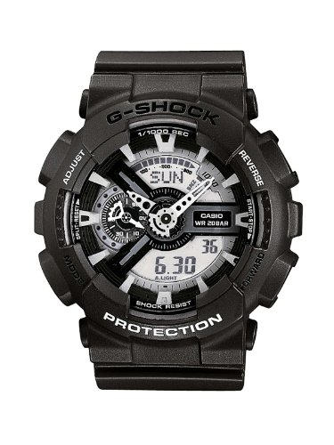 Casio Men's G-Shock Combi Watch Ga-110C-1Aer With Resin Strap