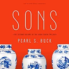 Sons Audiobook by Pearl S. Buck Narrated by Adam Verner