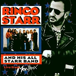 ringo starr his all starr band ringo starr ringo starr his all starr band live from. Black Bedroom Furniture Sets. Home Design Ideas