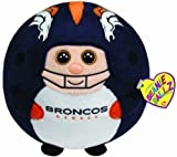 Ty Beanie Ballz Denver Broncos - Medium at Amazon.com
