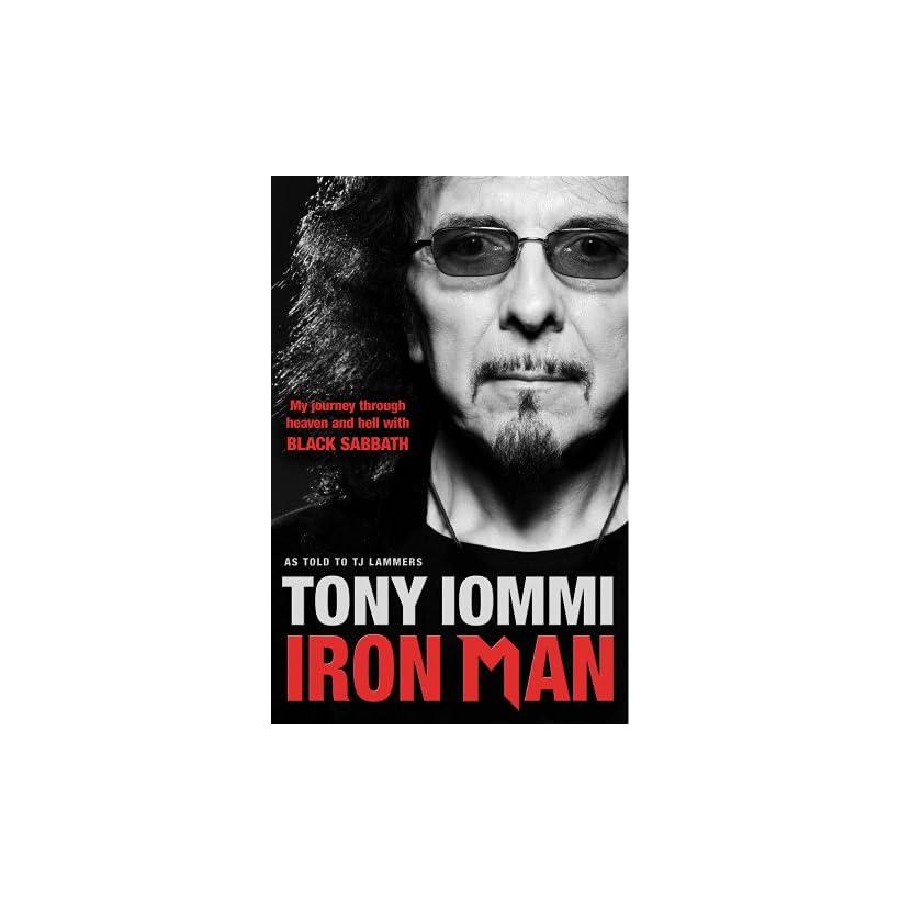 Iron Man Tony Iommi  Kindle Store