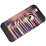 Vintage 018 Vinyl Record Ultraslim Tough Defender Hybrid Armour Slim Silicone Case Cover with Colourful Design for Apple iPhone 6 47