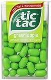 tic tac Green Apple Singles, 1 Ounce…