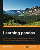 Learning Pandas - Python Data Discovery and Analysis Made Easy