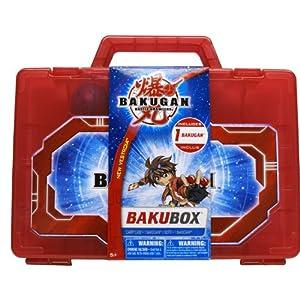 Bakugan Bakucase (Colours May Vary)