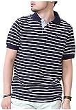 (コーエン) COEN カノコボーダーポロシャツ
