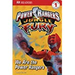 DK Readers: Power Rangers: Jungle Fury: We Are the Power Rangers