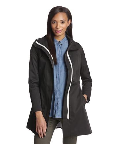 Kensie Women's Belted Long Jacket
