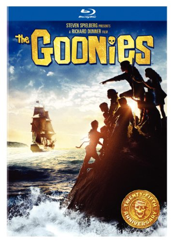 Find Lowest Price The Goonies (25th Anniversary Edition) [Blu-ray] Related to Best Action Movies&tv 2010