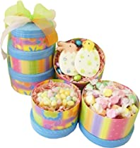 Easter Medley Candy Tower