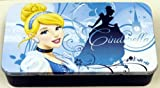 Disney Princess Storage Pencil Metal Tin - Cinderella