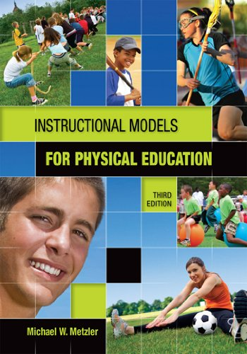 Instructional Models for Physical Education